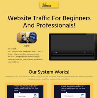 Locustware.com – Automate Everything