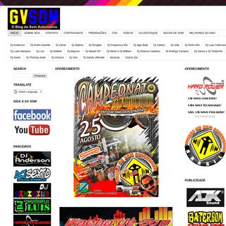 ArchiveBay.com - gvsom.blogspot.com - GV SOM 2019 - O BLOG DO SOM AUTOMOTIVO.
