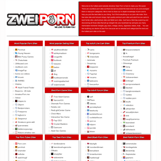 The Best Porn Sites For Your Entertainment - Zweiporn.com