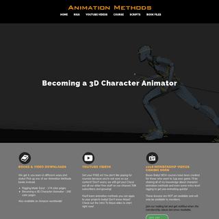 Animation Methods
