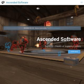 Ascended Software