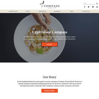 Home Page - Compass Group USA