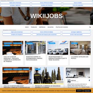 A complete backup of wikiijob.com