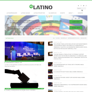 A complete backup of iqlatino.org