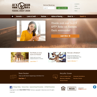 Old West FCU - John Day, OR - Baker City, OR - Prairie City, OR