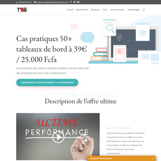 ArchiveBay.com - tssperformance.com--2019-08-15__05-33-34 - - Tss Performance - A chacun son tableau de bord