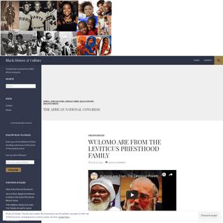ArchiveBay.com - blackhistory938.wordpress.com - Black History & Culture - Transatlantic journey from West Africa to beyond