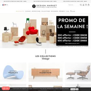 Meubles Vintage, Mobilier Design du 20e siècle - Design Market