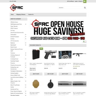 SFRC - The Ammo Source