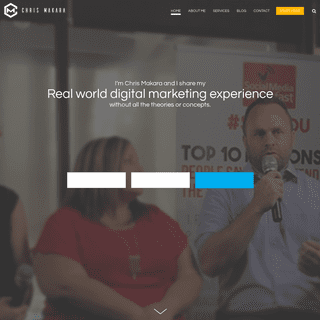 Chris Makara - Interactive & Digital Marketing