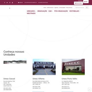 ArchiveBay.com - unescnet.br - UNESC Rondônia