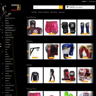 sinoduelenovale.com - tienda de boxeo, artes marciales, deportes de contacto y a veces cosas raras - SINODUELENOVALE