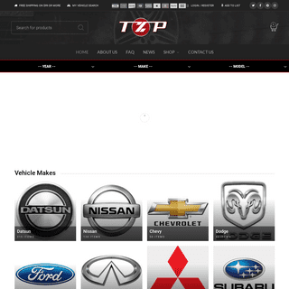 ArchiveBay.com - totalzparts.com - TotalZParts- Replacement, Aftermarket, & Performance Parts