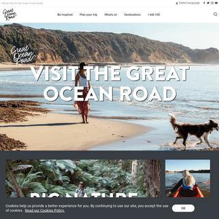 Visit Great Ocean Road - Events, Attractions, Deals & more
