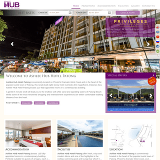 ArchiveBay.com - ashleehub.com - Ashlee Hub Hotel Patong - Book Direct with Hotel - Official Websit