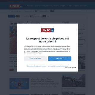 ArchiveBay.com - linfo.re - Linfo.re - île de La Réunion, infos, actualités, magazine et pratiques