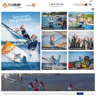 FunSurf Szkoła Windsurfingu i Kitesurfingu