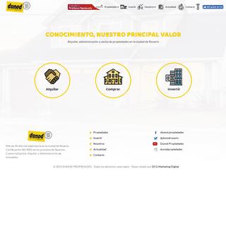 ArchiveBay.com - dunod.com.ar - Alquiler y venta de propiedades Rosario. DUNOD Inmobiliaria.