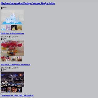 ArchiveBay.com - arcadiadigital.info - Modern Innovation Design - Creative Design Ideas