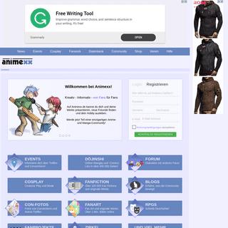 Animexx.de- Der Anime- und Manga-Verein