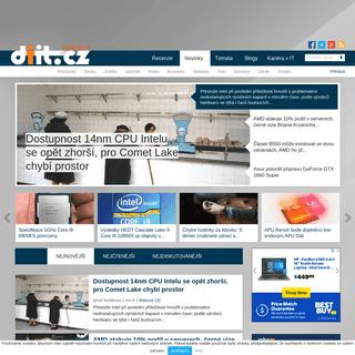 Diit.cz - Vybráno z IT