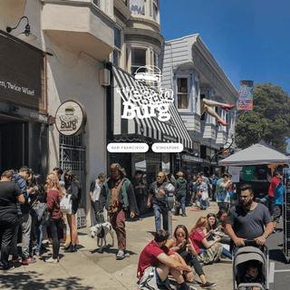 San Francisco Vegan Restaurants- Healthy Fast Food - VeganBurg