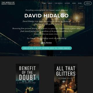 The World of David Hidalgo