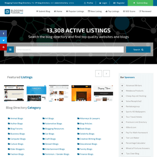 ArchiveBay.com - bloggingfusion.com - Blogging Fusion - Blog Directory - Article Directory - RSS Directory - Web Directory