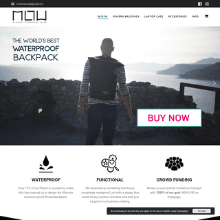 ArchiveBay.com - mow-wear.com - MOW Minimal Organised Wear - MOW
