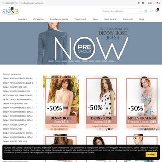 ArchiveBay.com - snobfashion.it - Dennyrose shop online-collezione denny rose primavera estate 2018 - denny rose outlet