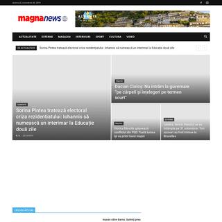 Magna News - Știri și opinii