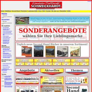 ETS Eisenbahntreffpunkt SCHWEICKHARDT GmbH