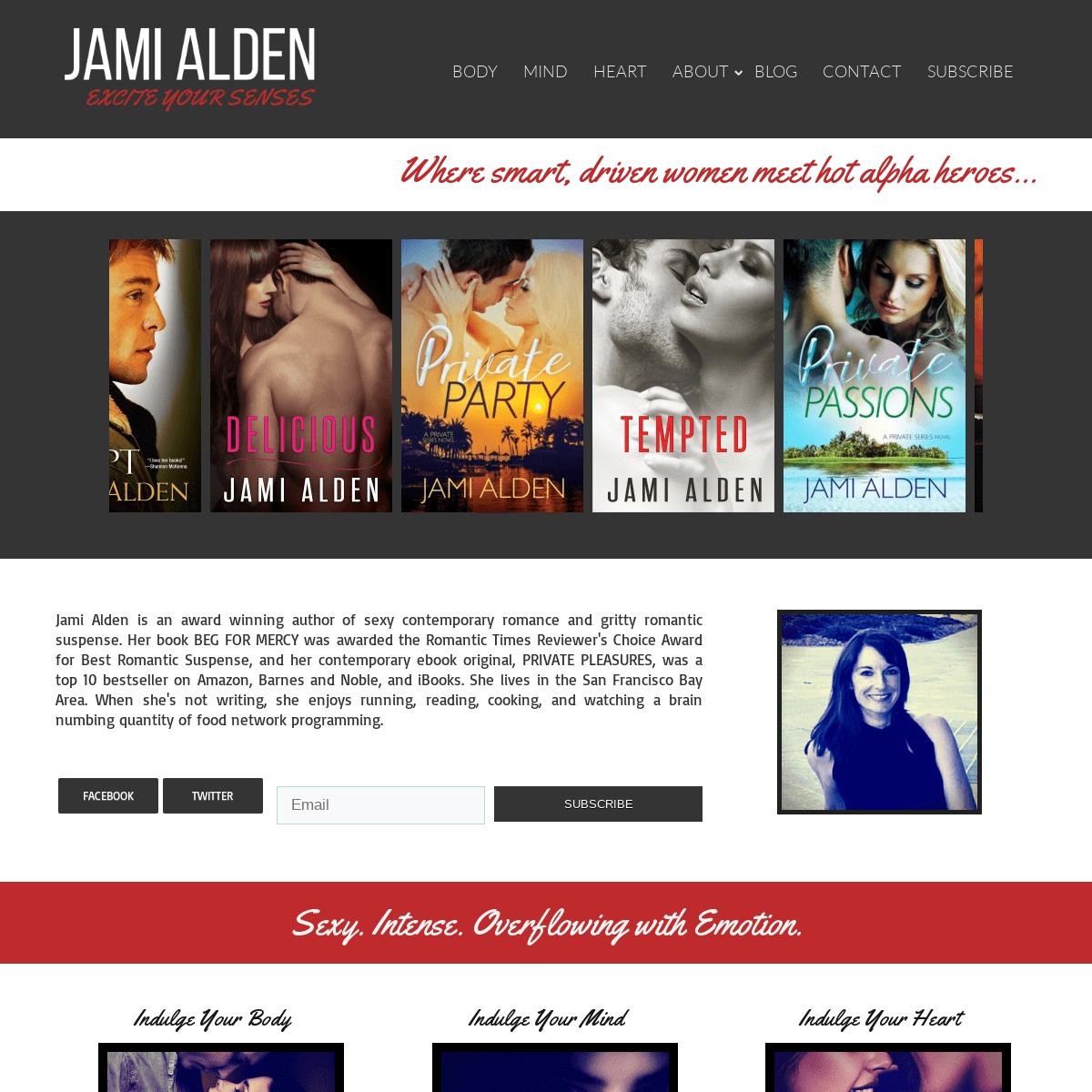 ArchiveBay.com - jamialden.net - Jami Alden – Excite your senses