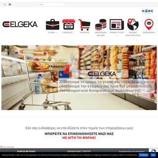 Elgeka - Supply Chain Company Elgeka Greek - Elgeka - Supply Chain Company