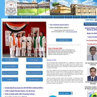 International Indian School , Buraidah