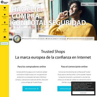 Trusted Shops - el sello de calidad líder para tiendas online europeas