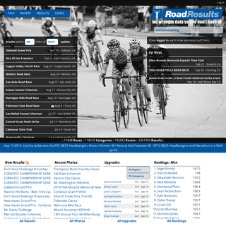 ArchiveBay.com - road-results.com - road-results.com - we wrangle data so you don't have to