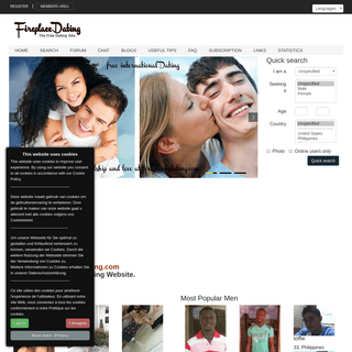 ArchiveBay.com - fireplace-dating.com - Free International Dating - The free Dating Site for everybody