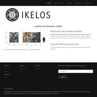 IKELOS Scientific Microscopy