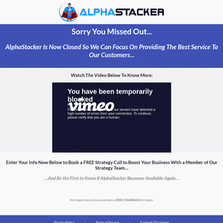 AlphaStacker