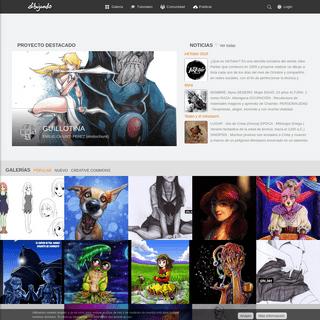 Comunidad de Artistas Visuales - Dibujando