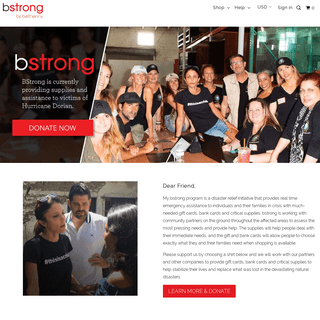 ArchiveBay.com - bethennyscause.org - bstrong By Bethenny Frankel