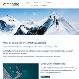 Redpoint IM - Home