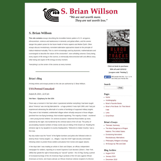 S. Brian Willson