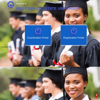 ArchiveBay.com - onlineregistrationwbsu.com - West Bengal State Universtiy Registration Portal