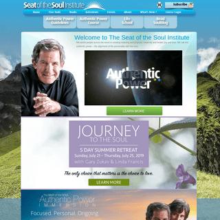 ArchiveBay.com - seatofthesoul.com - Gary Zukav Linda Francis Seat of the Soul Institute authentic power spiritual partnership - Spiritual Partnership and Authentic