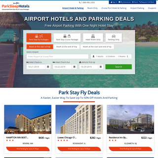 Airport Hotels with Parking -Park Sleep Hotels