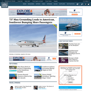 TravelPulse- Travel News, Information and Offers