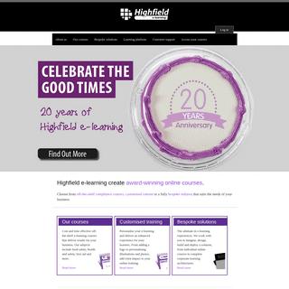 ArchiveBay.com - highfieldelearning.com - Highfield e-learning - Award-winning online training