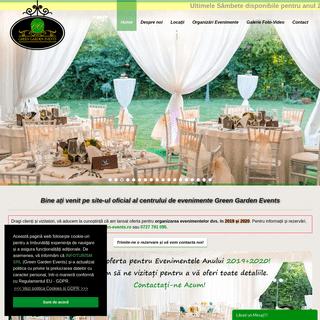 Salon Nunta Bucuresti 2019-2020 - Green Garden Events